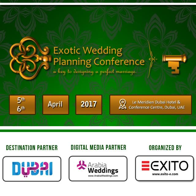 The Exotic Wedding Planning Conference in Dubai Promises A Great Event