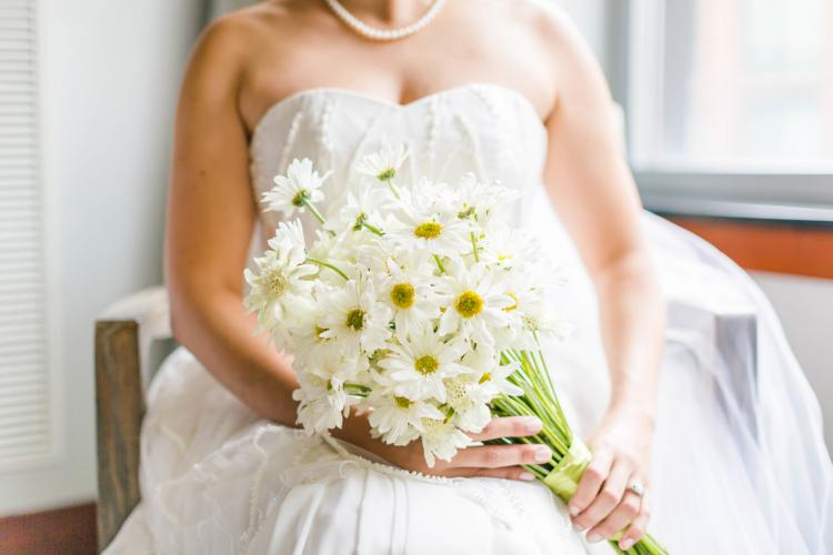 Rise in Women Over 65 Getting Married in the UK