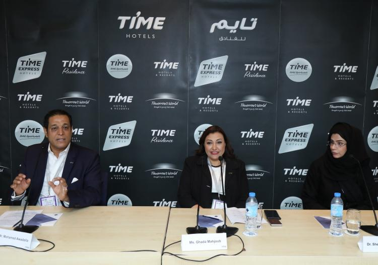 TIME Hotels Unveils Plans for A Dubai Hotel Run By Women