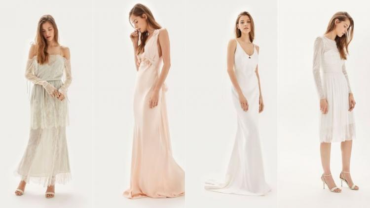 TopShop Launches Budget-Friendly Wedding Dresses