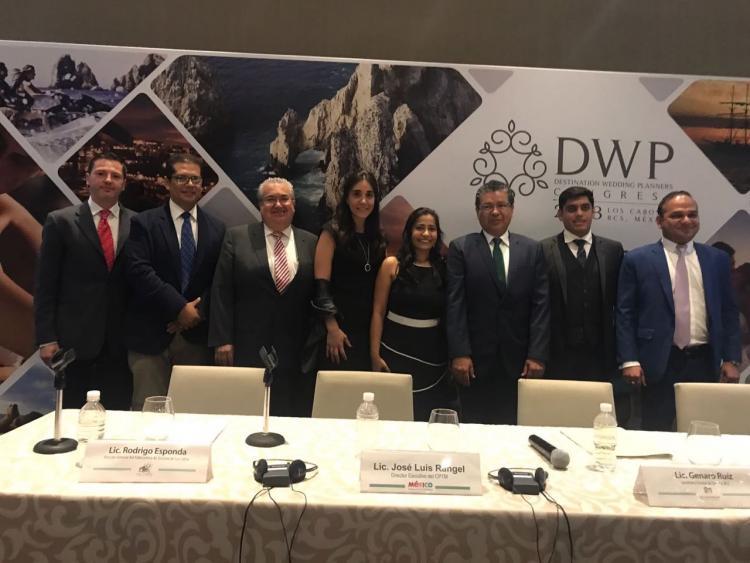 Los Cabos Tourism Board to Host Prestigious Destination Wedding Planners Congress in 2018