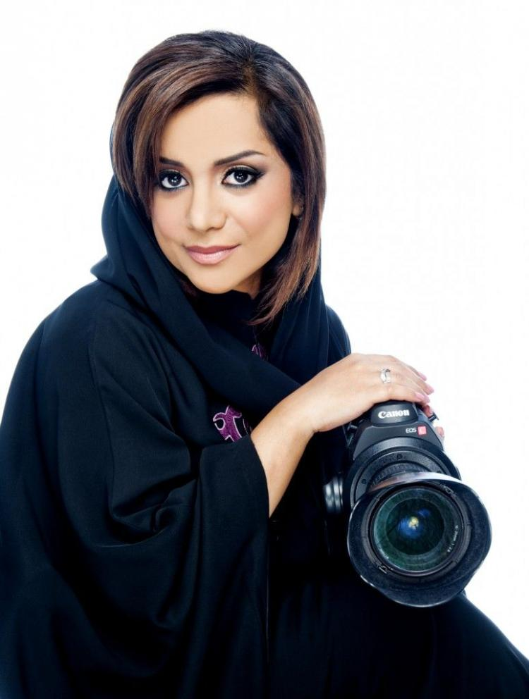 Award Winning Emirati Director and Producer Chooses Liali Jewellery for Her Wedding