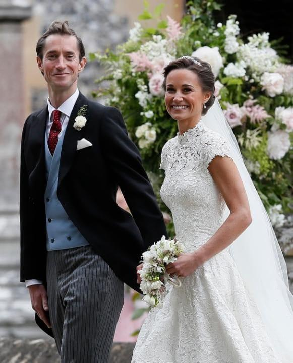 Pictures: Pippa Middleton Marries James Matthews