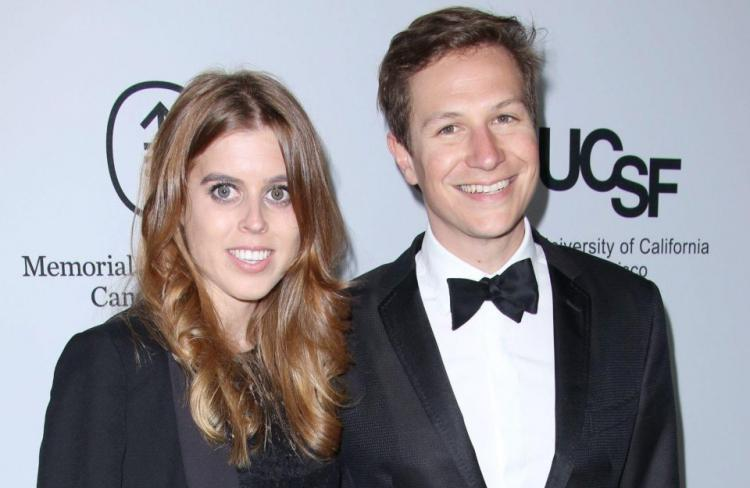 Princess Beatrice's ex Dave Clark Now Engaged