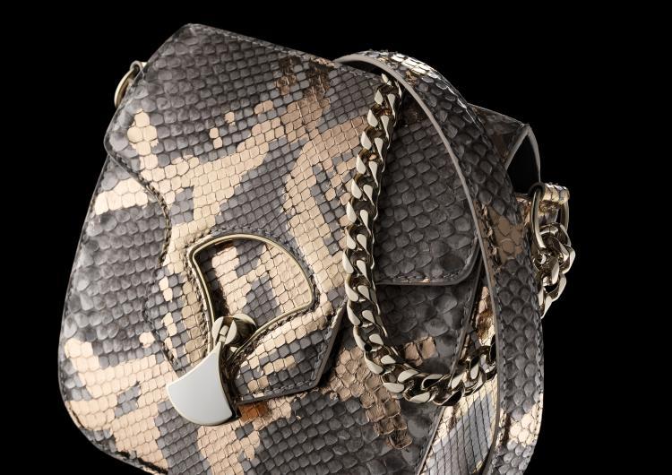 "Bulgari's New Bag Collection ""Diva's Dream"""