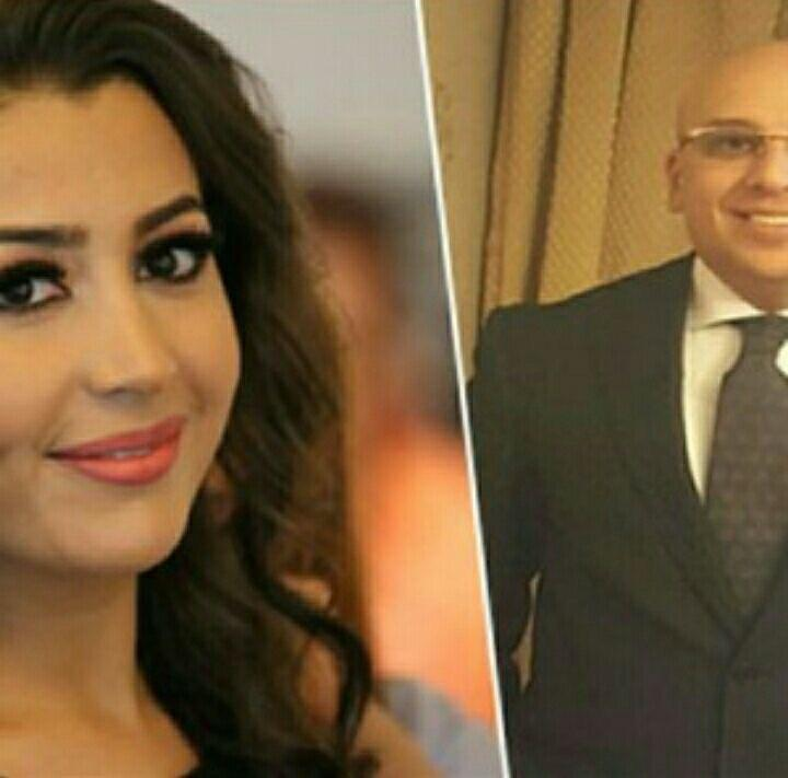 Pictures: Engagement of Moroccan Singer Jannat