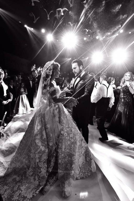 Pictures: Youssef Chaban's Son Gets Married in Beirut