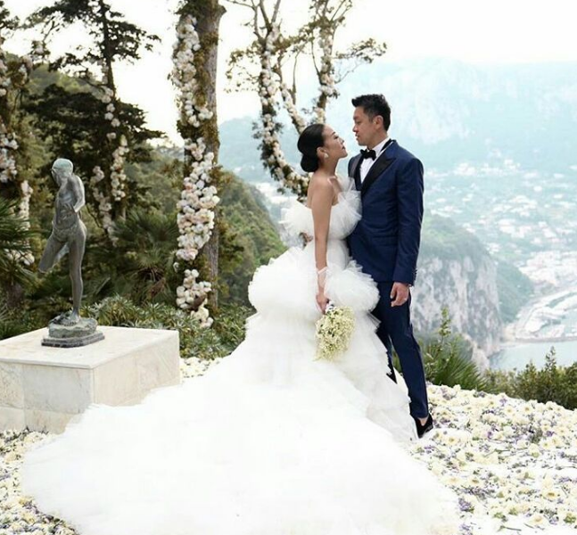 Inside Millionaire Feiping Chang's 3 Day Wedding
