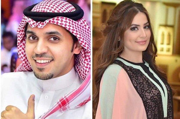 Hamoud Al Fayez and Roaa Al Sabban Get Married