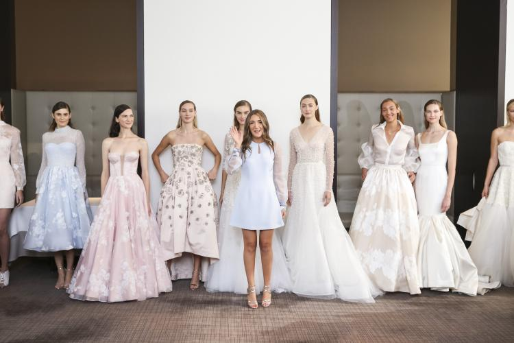Gracy Accad Debuts Bridal Collection
