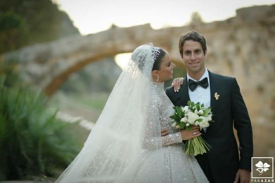 Pictures: Star Academy Celebrity Lara Scandar Gets Married