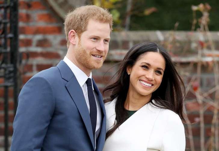 Meghan Markle's Engagement Ring Details