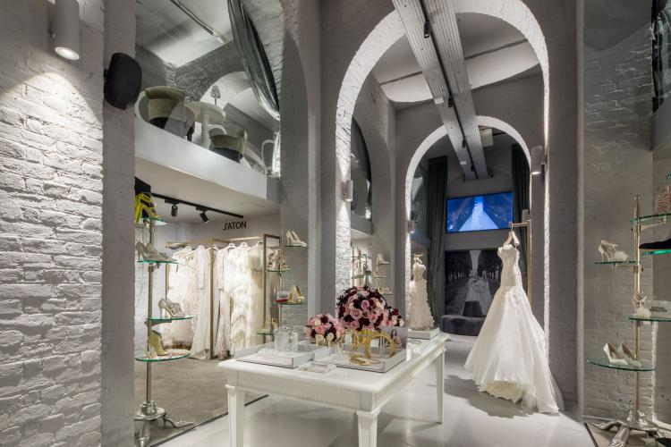 The World's First Wedding Department Store Opens in London