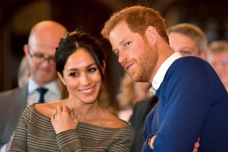 Designer Releases Prince Harry and Meghan Markle Dolls