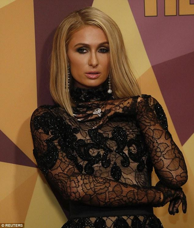 Paris Hilton Hires Extra Security to Protect Engagement Ring