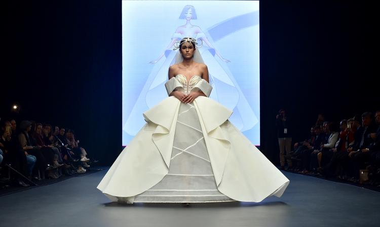 Turkey Reaffirms Its Position As a Leader in Bridal Fashion
