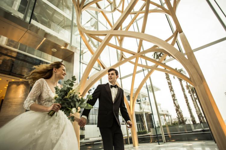 FIVE Palm Jumeirah To Host A Wedding Fair