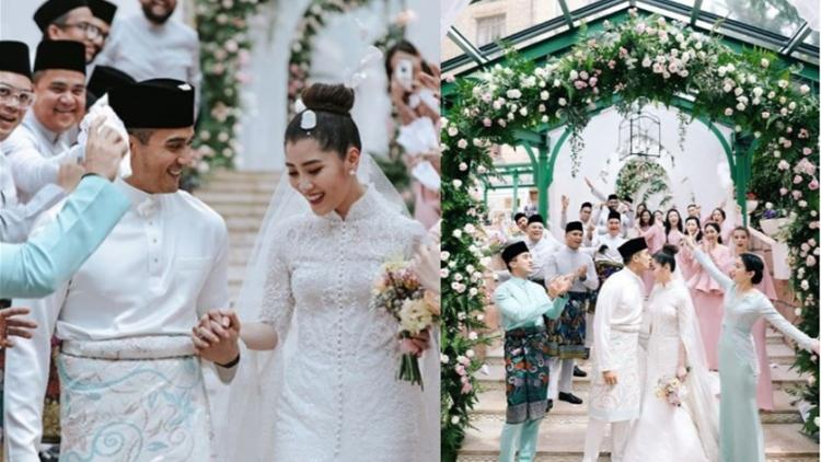 Daughter Of Malaysian Millionaire Gets Married in Luxury Wedding