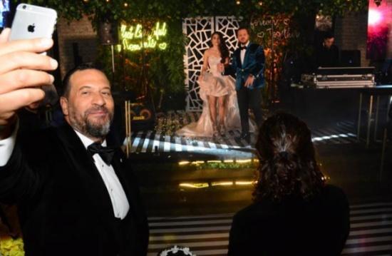 Pictures: Majed El Masry Celebrates Son's Engagement
