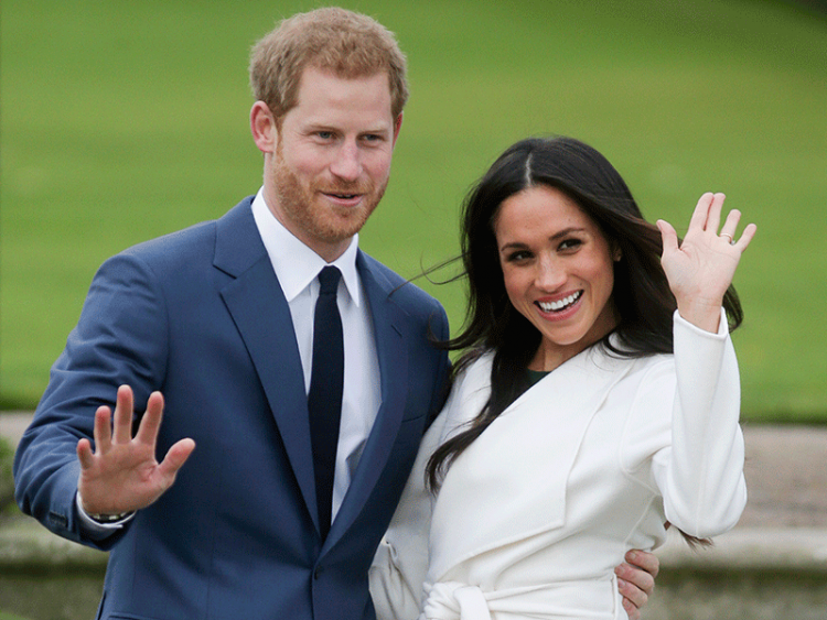 Meghan Markle and Prince Harry Wedding Cake Details Revealed