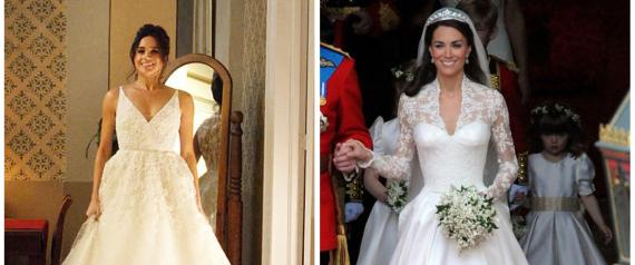 Meghan Markle's Wedding Dress Will Cost More Than Kate Middleton's Dress