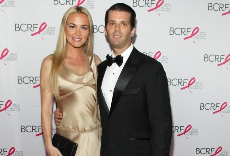 Vanessa Trump Files For Divorce From Donald Trump Jr