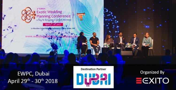 5th Edition of Exotic Wedding Planning Conference to Take Place in Dubai