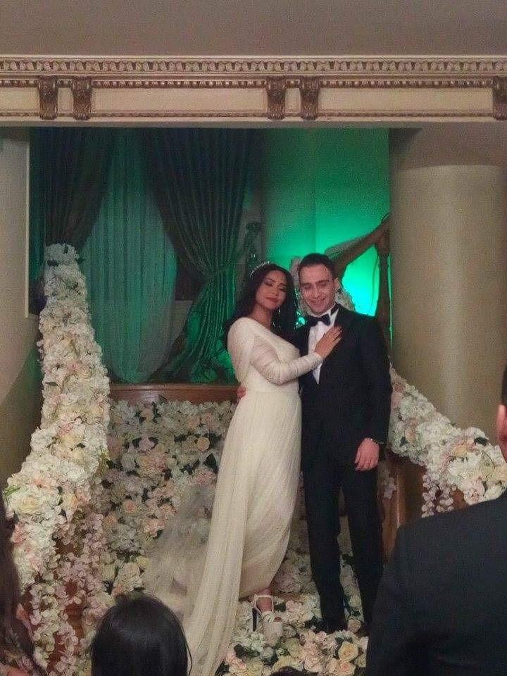 Sherine Abdel Wahab and Hossam Habib Get Married