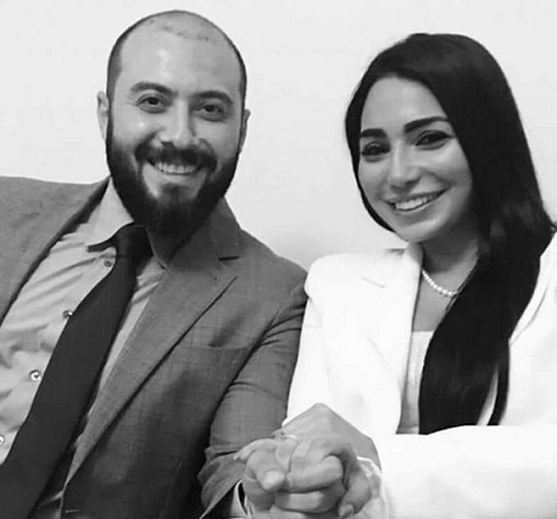 Kathem Al Sahr's Son Get Married