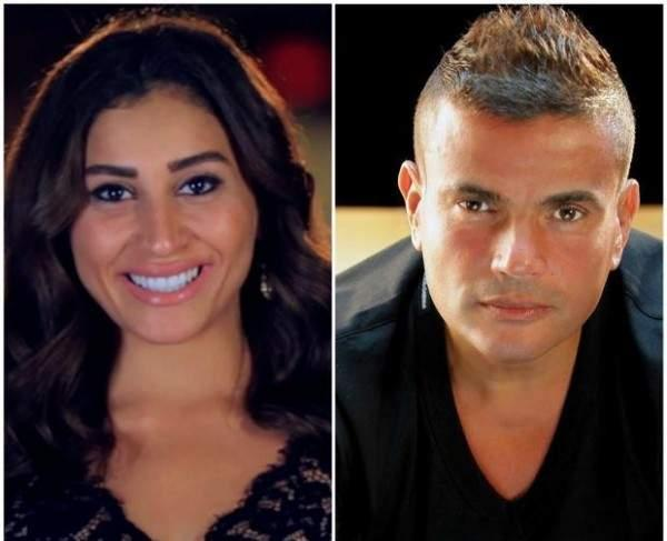 Are Amr Diab and Dina El Sherbiny Getting Married?