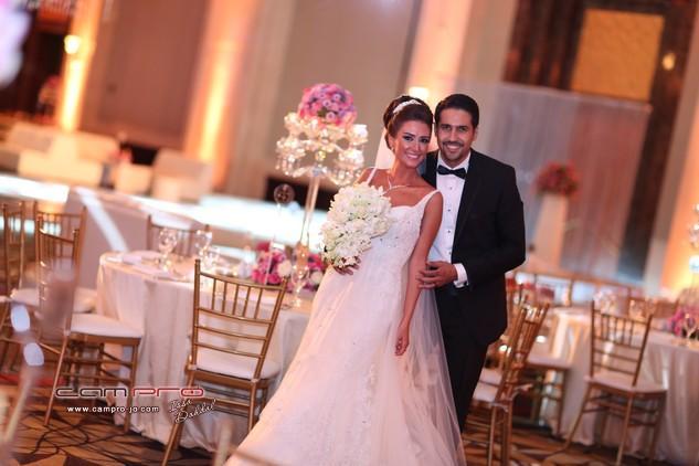 Mais Al Nobani's Wedding On Ro'ya TV
