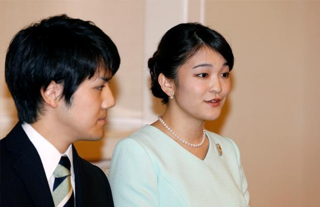 Wedding of Japanese Princess Mako Postponed