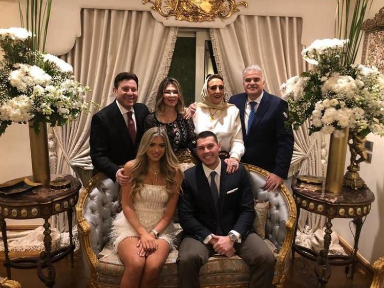 Hani Shaker's Son Announces Engagement