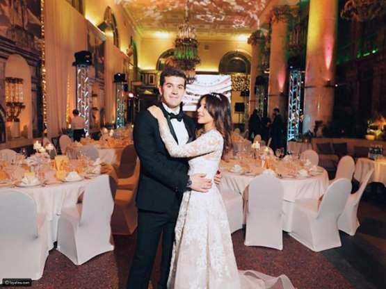 The Wedding of Millionaire Ziad Manasir's Daughter