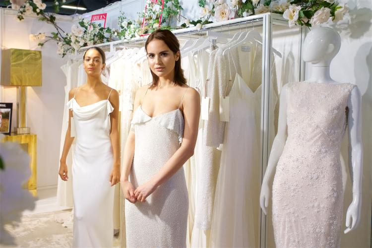 London Bridal Week Rebrands to London Bridal Fashion Week