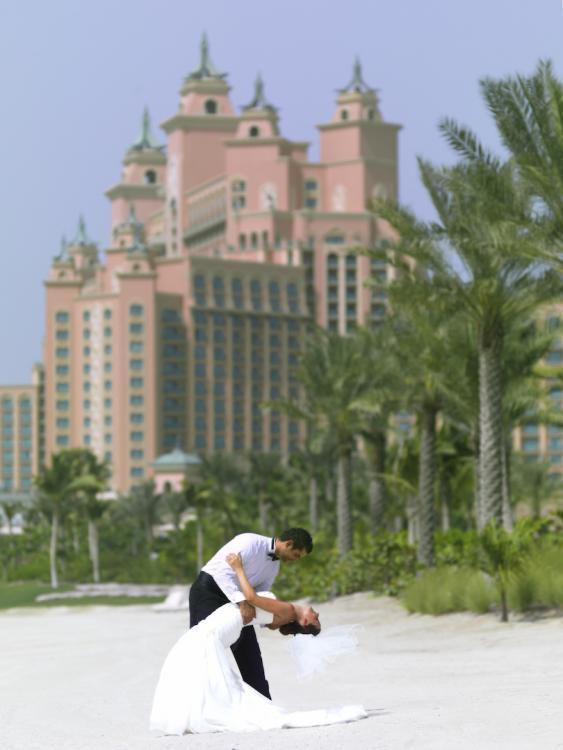 دبي تستعد لاستضافة المؤتمر السادس لمنظمي حفلات الزفاف