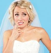 Beauty Bummers on Your Wedding Day