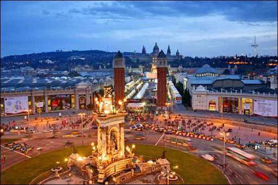 Honeymoon Destination: Spain!