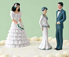 أكثر 5 مشاكل شائعة بين العروس وحماتها