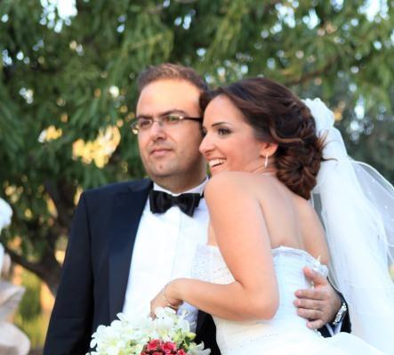 Confessions of a Real Bride: Luma Karadsheh