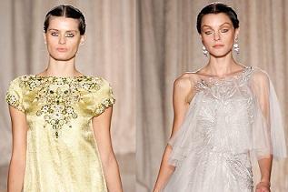 Indian Inspiration: 5 Beautiful Marchesa Dresses