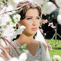 Your Wedding Inspired by Nancy Ajram