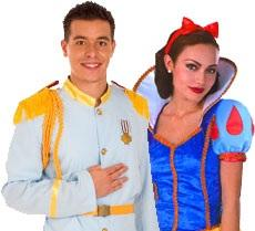 Costume Ideas for Your Halloween as a Couple!
