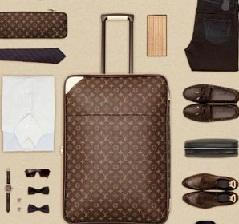 285fa4fac Tips by Louis Vuitton on How to Pack a Suitcase | Arabia Weddings