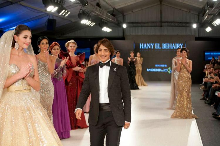 Hany El Behairy Showcases Glamorous Collection at Amman Fashion Week