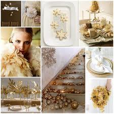 Your Wedding in Colors: Silver and Gold