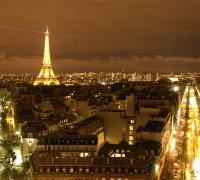 Honeymoon Destination: Paris!