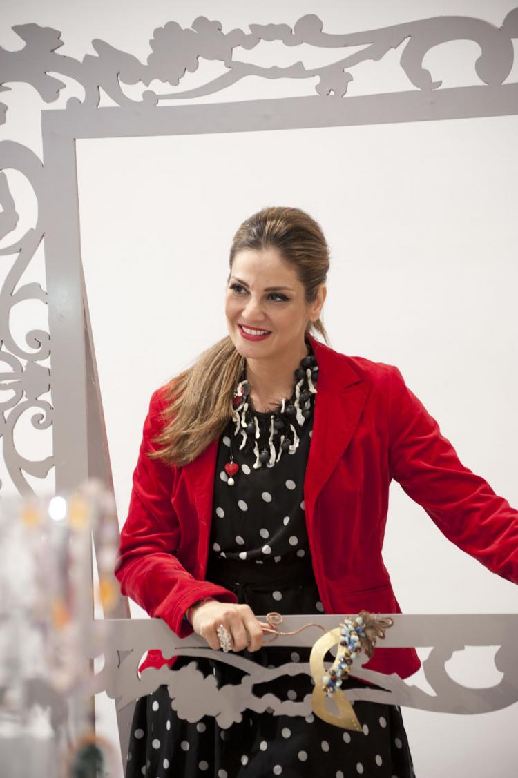 A Chit Chat with Arabia Weddings: Jewelry Designer Luma Qusus Awad