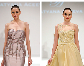 A Chit Chat with Arabia Weddings: Fashion Designer Tatyana Aceeva