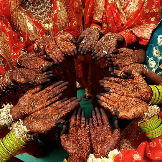 Indian Henna for Your Arabian Wedding